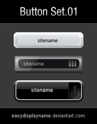 buttons.001 : Apple Inspired by easydisplayname