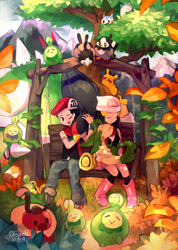Sinnoh by Cocoroll