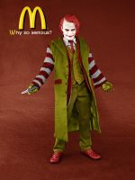 The Mcjoker by kanirr