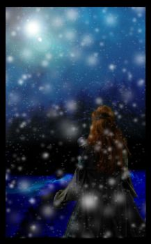 A Winter Nights Tale by artdreamlife