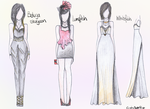 Caviar Fashion by CandyApplePie