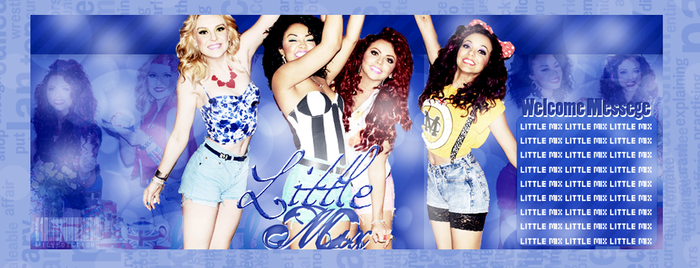 Little Mix Portada PSD by MilyEdictions