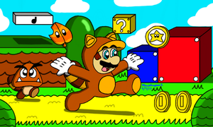 Super Mario 3D Land by MarioSimpson1