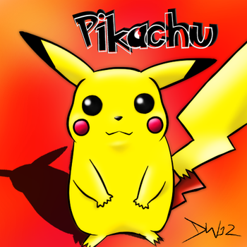 Pikachu by deniswfb