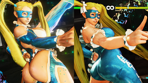 (OUT DATED: New Version UP) Glitz n Glam R Mika by Auroa-Rain