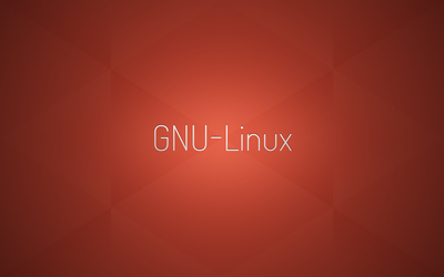 Wallpaper GNU/Linux by willithebest1988