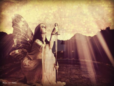 Angel of Light by My-AngelWings