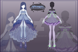 [Close]  Adoptable Outfit Auction 58,45 by LifStrange