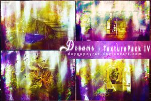 Dreams - TexturePack IV by DuyguPoyraz