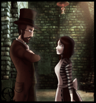 -Face the truth- by Frandoll-Scarlet