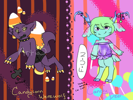 Adoptable Collab Auction {2/2 CLOSED} by ArtiaHeart