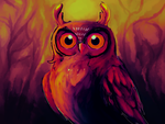 Buttowl by Rageaholic7898
