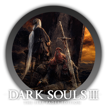 Dark Souls III (3) The Fire Fades Edition - Icon 2 by Blagoicons