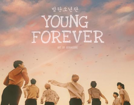 BTS - Young forever by ririss