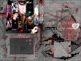 Myspace: Layout by TaintedMadrox