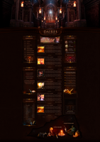 Lineage 2 Design. Daires. by LastSnowDesign