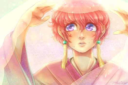 Princess Yona by haleyaliya