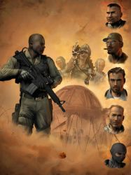 The Mission Movie Poster by graver13