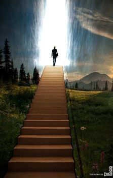 Stairway to heaven by iheb003
