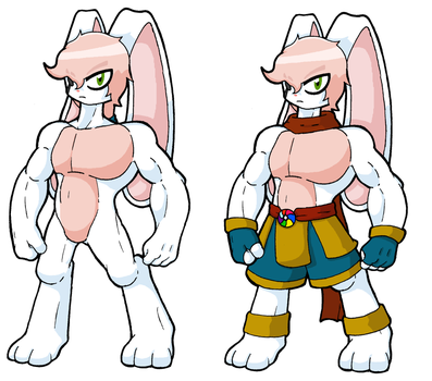 Max re-re-redesign (For Broken Reboot) by CuteMax