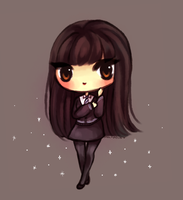 Cho Chang by mochatchi