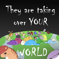 .:They are taking over:. by Fallbirdo