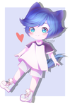 Chibi Commission from Amino by IciaChan