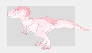T-Rex Redesign by MBPanther