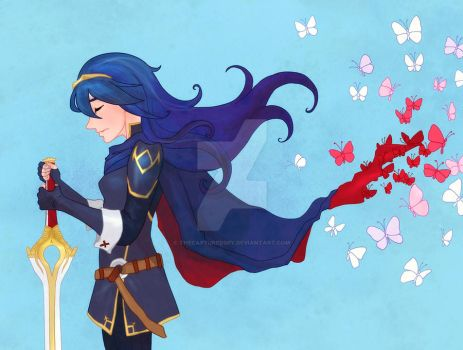 Lucina by thecapturedspy