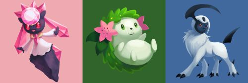 Requested Pokemon by arkeis-pokemon