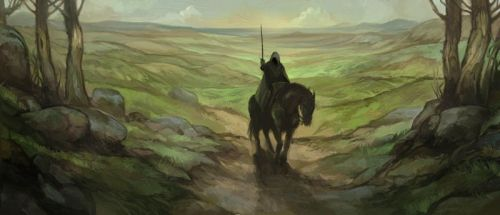 The Road to the West by JonHodgson