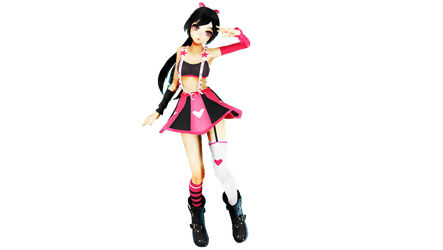 MMD TDA Idol Style VY1 Model [DL] by Solastraza
