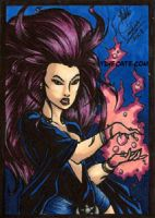 ATC Marvel's Hecate by y2hecate