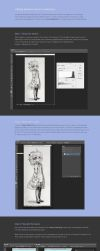 Quick step-by-step, add colours to sketch! by draa