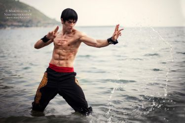 Spirit Strenght - Marshall Law Cosplay Leon Chiro by LeonChiroCosplayArt