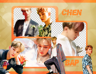 Pack Png #682 // Chen (EXO) (THE WAR) by BEAPANDA