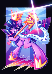 The Chaotic Empress by Jopiter