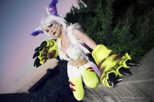 Gatomon, Digimon by EminenceRain