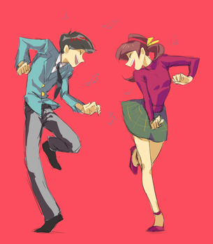 Dance with me by dahae1014