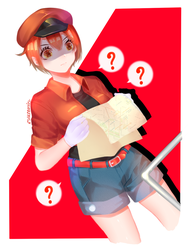 Cells at Work! by Miuseorin