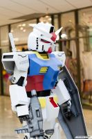 RX-78 Gundam 03 by thirdstop
