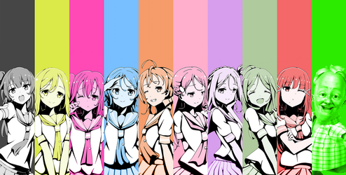 Love Live Party Quiz by mrlorgin
