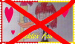 Anti Ducklex Fan Stamp by ReijiTheWarlord2000