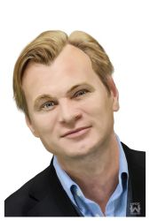 Christoper Nolan by iconicthriller