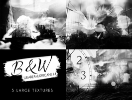 B and W - Texture Pack by WeAreAHurricane14