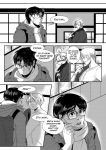 Yuri on Ice: Post Airport 02 by Rice-Lily