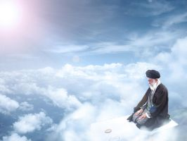 Heavenly Pray by miladps3