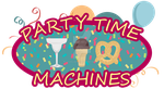 Party Time Machines [Logo]