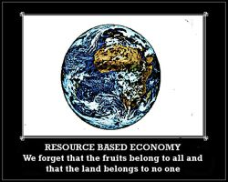 Resource Based Economy by jackcomstock