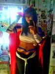 Kamina cosplay girl by LuffySwan
